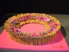 Escuela de arte floral. Galería de imágenes de diseño floral y jardinería