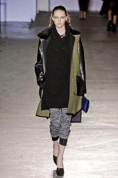 3.1 Phillip Lim Fall 2011 - Sweater Leggings