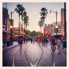 Hollywood Land in Anaheim, CA
