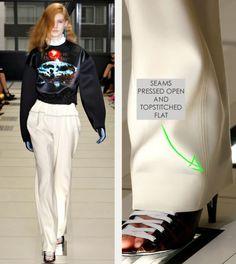 Futuristic Workwear at Balenciaga - The Cutting Class