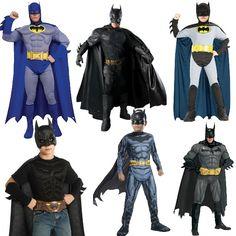 Best Selling Batman & Catwoman Costumes for Halloween - DelightsVille.net
