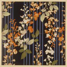 Japanese fabric pattern