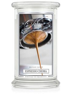 Large Jar - Espresso Crema