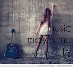 music is the most favorite thing that i can't live with out