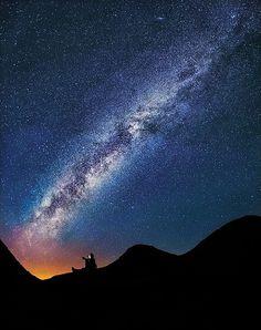 Milky Way - Joshua Tree National Forest, California