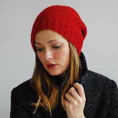 Ravelry: Project Gallery for Jul Hat pattern by Jenny Gordy