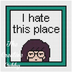 {In The Shop} :: Daria Cross Stitch Patterns