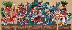 """""""Mis plumas son mis buenas obras'   ~ Quetzalcoatl"""