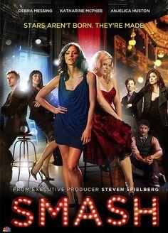 Smash (I love this TV show....& Katharine McPhee)