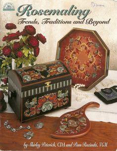Rosemaling Trends, Traditions and Beyond - Maria Vai Com AS Artes Neia Reis - Picasa Web Album