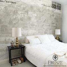 Unique Wallpaper Designs For Walls In Bedroom 2