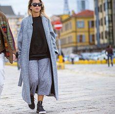 Knitwear head-to-toe ❤️