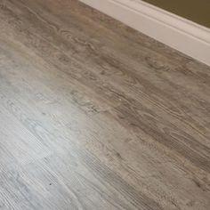 "Salty Pine Vinyl Plank Flooring 4mm x 6 x 48"" Click Lock"