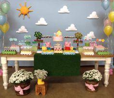 Caraminholando - Atelier de Festas | Peppa Pig
