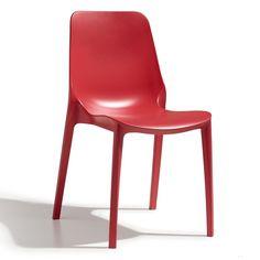 Chaise empilable pour terrasse de bar