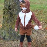fox diy costume