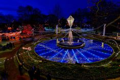 A Very Happy Holiday in Franklin Square | Historic Philadelphia