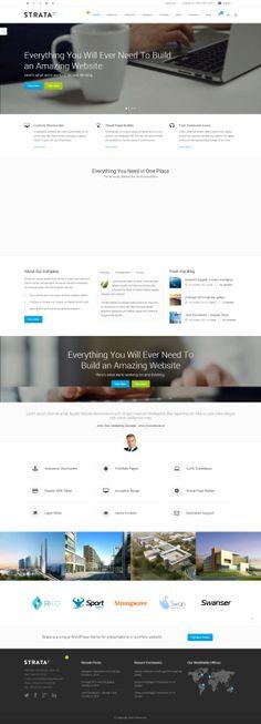 Strata - Professional Multi-Purpose Theme. More info http://themeforest.net/item/strata-professional-multipurpose-theme/6808409?ref=ubaidullahbutt