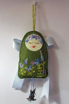 """**CLOSED** - """"Dotee Doll Exchange"""" - Theme: Garden Angel - SWAP LIST & GALLERY HERE! - The Art Colony"""