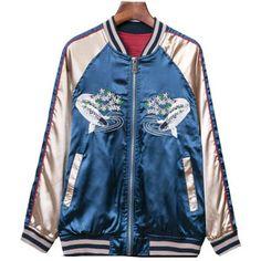 Oriental Express Bomber jacket