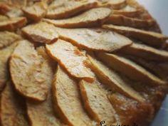 Le moelleux aux pommes, Recette par Lolo78000 - Ptitchef