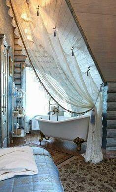Boho Bathtub