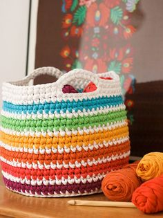 19 Cozy Crochet DIY Projects for Your Home   Brit + Co