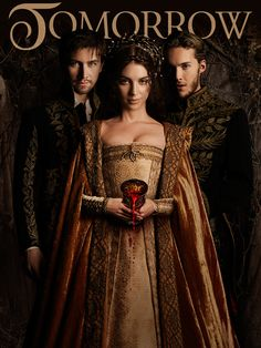 Some will rise, some will fall. Don't miss the season finale of #Reign TOMORROW at 9/8c!