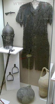Kazazovo II, 9th century