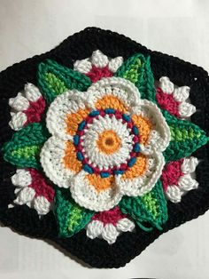 Frida's Flowers Blanket