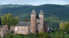 Bertrada-Burg Mürlenbach   https://www.facebook.com/Feriendorf.Pulvermaar  #Pulvermaar #Vulkaneifel