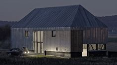 The Barn by Antonin Ziegler