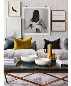 My good friend @carlaaston just put this up on Pinterest. Isn't this perfection. Everything! And the citron it's perfect! #interiordesign photo from @desireto_inspire
