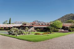 Columnist Aaron Betsky writes about his appointment as dean of the Frank Lloyd Wright School of Architecture at Taliesin West.
