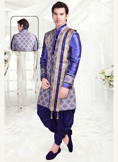 Readymade Indian Mens Bollywood Sherwani Ethnic Dress Wedding Indostyle Designer #kriyacreation