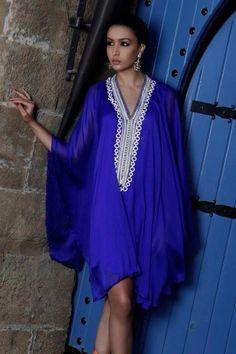 gandoura couture marocaine                                                                                                                                                                                 Plus