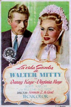 1947 - La vida secreta de Walter Mitty - The Secret Life of Walter Mitty - tt0039808