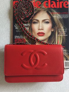 Chanel WOC NEW !! Clothing, Shoes & Jewelry - women's handbags & wallets - http://amzn.to/2j9xWYI