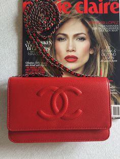 Chanel WOC NEW !! Clothing, Shoes & Jewelry - women's handbags & wallets - amzn.to/2j9xWYI Clothing, Shoes & Jewelry : Women : Handbags & Wallets http://amzn.to/2lvjsr9