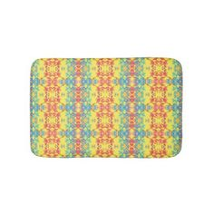 jaune bathroom mat - modern gifts cyo gift ideas personalize