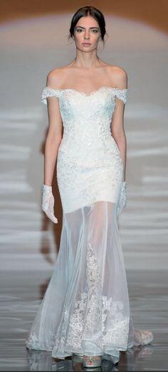 Итальянские свадебные платья. Коллекция Emé 2016 от Atelier Aimée | Milan Style Guide