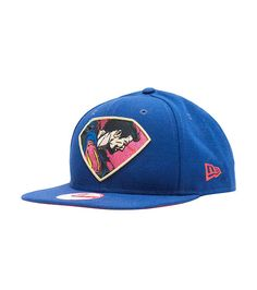 030b66600da NEW+ERA+Embroidered+Superman+logo+Adjustable+snap+closure+New+era+branding+DC+Comic+Patch.  Phil Agard · Hats