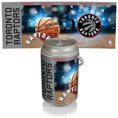 Use this Exclusive coupon code: PINFIVE to receive an additional 5% off the Toronto Raptors NBA Mega Can Cooler at SportsFansPlus.com