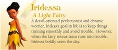 Meet the Cast of Tinker Bell And The Great Fairy Rescue!