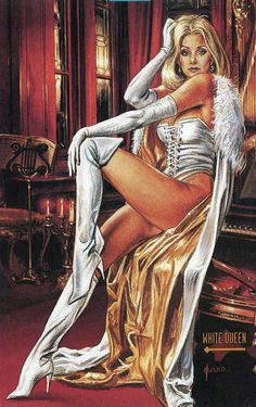 Emma frost (character) - comic vine, The former white queen of the hellfire…