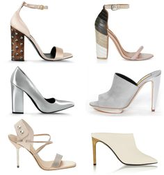 Spring Shoes: Part 1