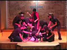 ▶ Explosive Youth Ministry- Set Me Free Skit- 2010 - YouTube