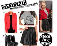 Perrie Edwards style <3