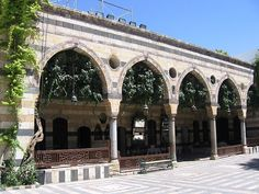 Damascus, Syria--- been here
