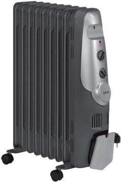 Oferta: 109€. Comprar Ofertas de AEG RA 5521 - Radiador de aceite, 2000 W, 9 elementos, termostato, 3 niveles de potencia barato. ¡Mira las ofertas!
